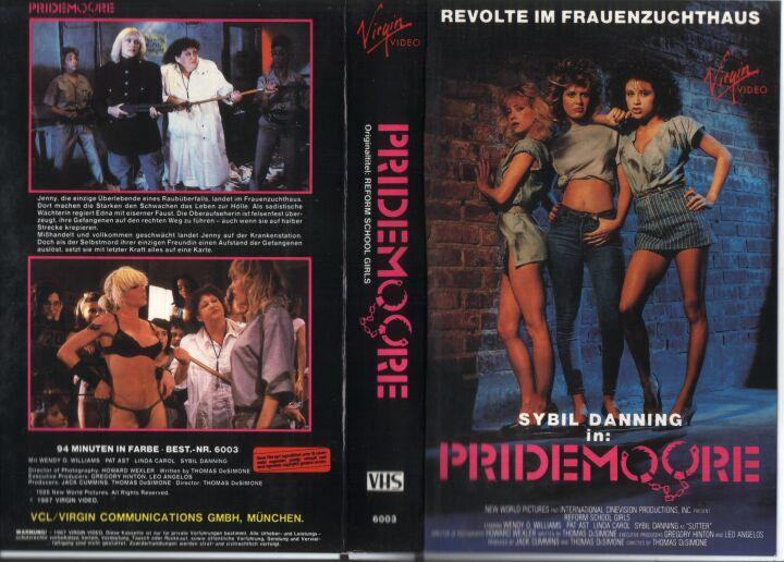 PRIDEMOORE - Revolte im Frauenzuchthaus (Virgin)