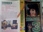 Zombie 3 Andrea Bianchi - VHS