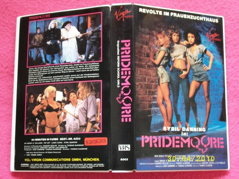 Pridemoore - Frauenknastfilm  VIRGIN