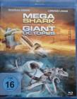 Mega Shark Versus Giant Octopus Blu-ray Neu