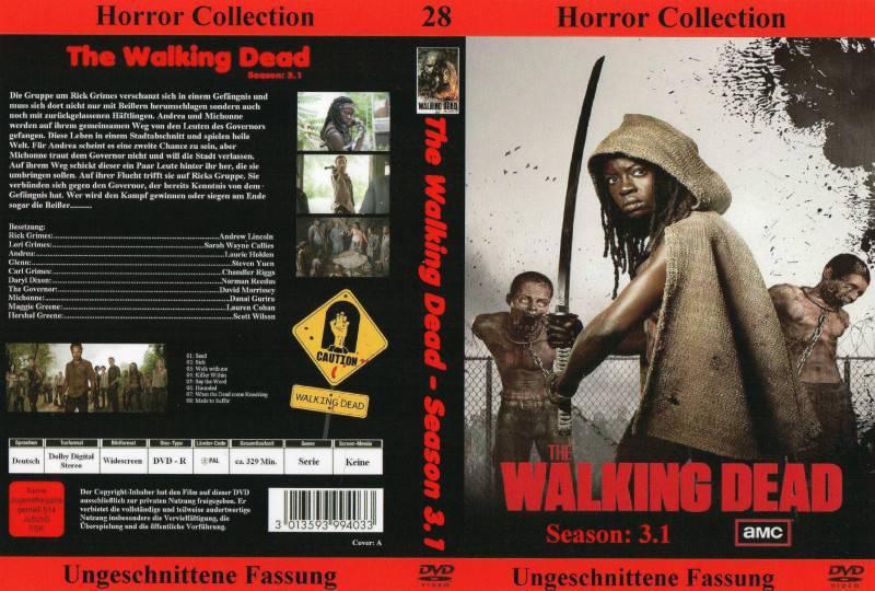 The Walking Dead Staffel 3.1 (deutsch uncut)