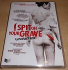 I spit on your Grave - unrated  - oop