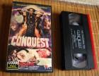 Conquest VHS Video (VCL Original rarit�t, Fulci)