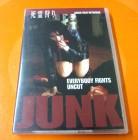 DVD -Junk - Uncut