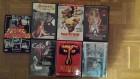 7 Horror DVDs
