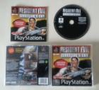 Resident Evil Director's Cut PS1 PSX PAL Deutsch
