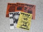 5 x Thats Clive - Clive Barker Magazin # 4-8 1997/98 RAR
