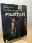 Faster - Blu ray - Steelbook - Erstauflage - Dwayne Johnson